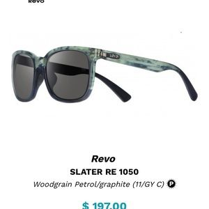 Revo sunglasses-NEW-slater